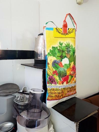 Votre sac à légumes